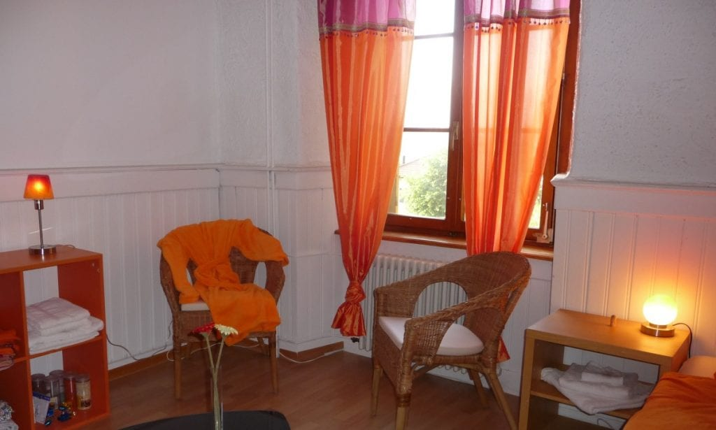 individuelle gästezimmer