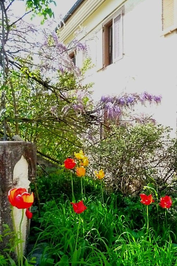 Garten Kulturhaus Kienberg