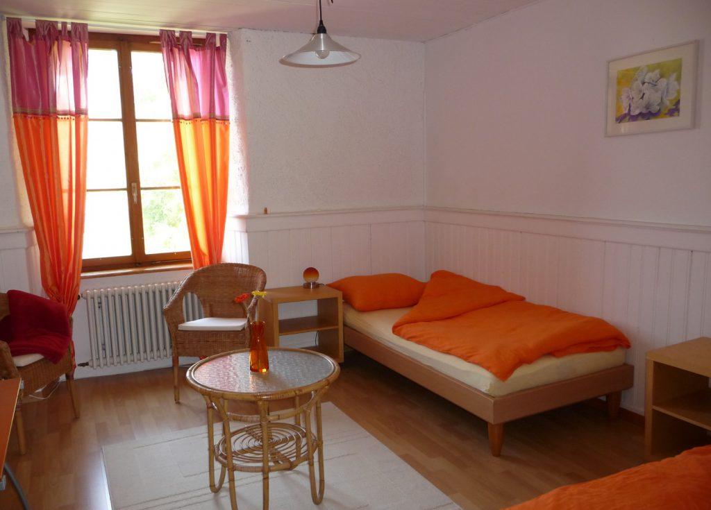 Zimmer-Orange